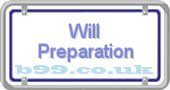 will-preparation.b99.co.uk